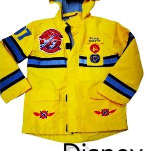 Disney Piston Peak Fire Rain Jqcket